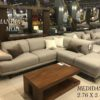 [object object] Sofa Cama Sonora $6,990 Normand  a pata madera 100x100