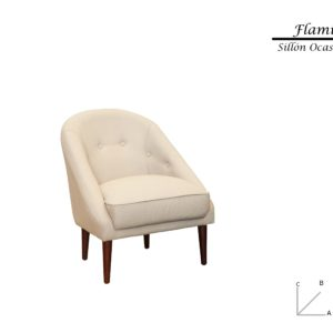 [object object] Sillon Flamingo $ 2,848 SILLON OCASIONAL FLAMINGO 300x300