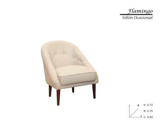 [object object] Sillon Flamingo $ 2,848 SILLON OCASIONAL FLAMINGO 518x400