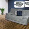 [object object] Sala Esquinera Normandia $13,815 cama baja Sonora con recuadros 1 100x100