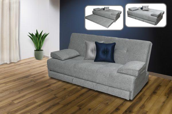 [object object] Sofa Cama Sonora $6,990 cama baja Sonora con recuadros 1 600x400