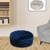 [object object] Sofa Cama Napoles  $ 13,990 taburete goti ambientada con recuadro 100x100